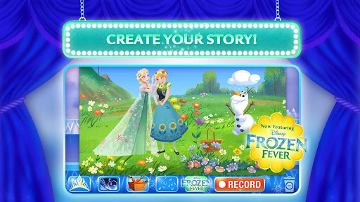 Frozen Story Theater