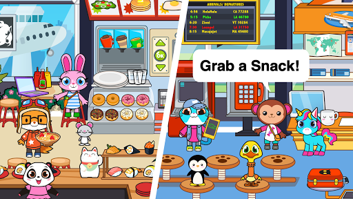 Télécharger Gratuit Main Street Pets Big Vacation - Big Pets Holiday! apk mod screenshots 4