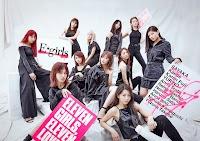 E-girls, promovendo o álbum E.G. 11.