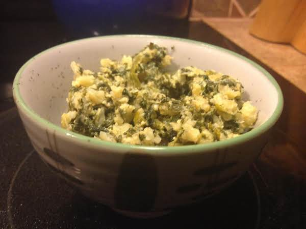 Crockpot Green Rice Casserole Recipe