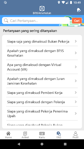 Mobile JKN screenshot 5