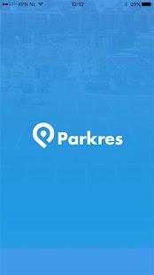 Parkres app - inzicht in vrije parkeerplaatsen - náhled