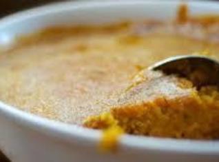 Pumpkin Pie Custard (very Quick & Easy) Recipe