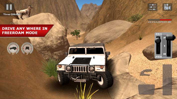 OffRoad Drive Desert- screenshot thumbnail