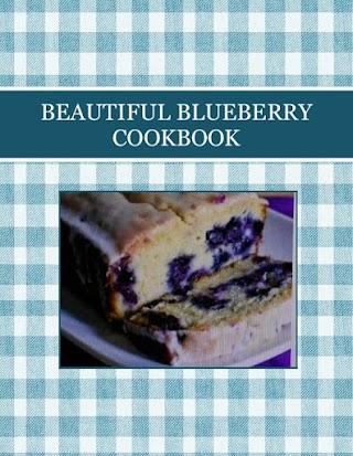 BEAUTIFUL BLUEBERRY  COOKBOOK