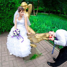 Wedding photographer Anatoliy Ryumin (Anfas). Photo of 19.04.2015