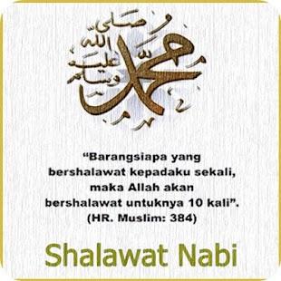 Shalawat Nabi Terlengkap - náhled