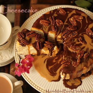Turtle Cheesecake Recipe