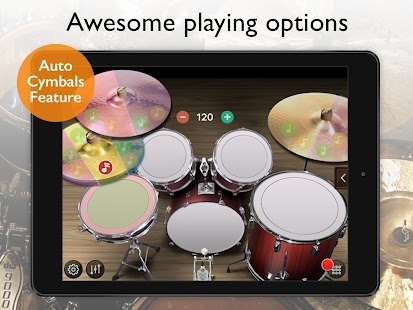 Real Drum Set - Drums Kit Free - Android Apps on Google Play