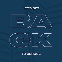 Let's Get Back - Facebook Carousel Ad item