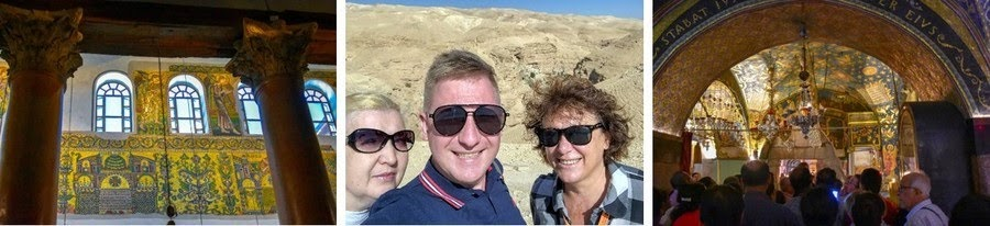 Экскурсия по Иерусалиму и Израилю с гидом Светланой - отзыв.