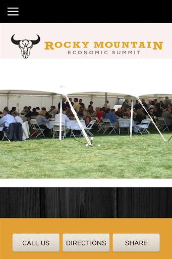 ROCKY MTN ECONOMIC SUMMIT