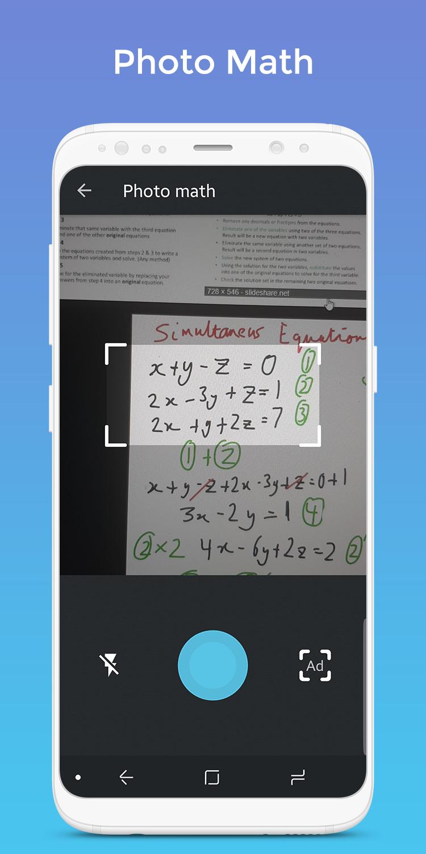 Calculus calculator & Solve for x ti-36 ti-84 Plus Screenshot 1