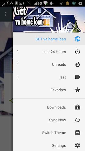 GET va home loan screenshot 2