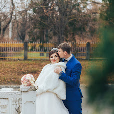 Wedding photographer Olga Advakhova (Advahova). Photo of 25.11.2017