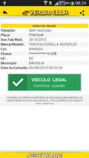 Veículo Legal- screenshot thumbnail
