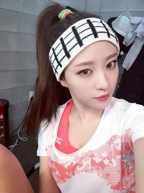 Image result for artis korea pakai hairband