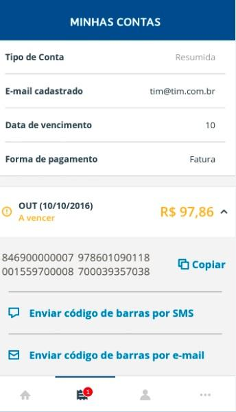 MEU TIM- screenshot