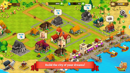 Town Village 1.2.4 (Unlimited Coins) MOD Apk 2