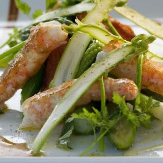 Scandinavian Lobster Salad