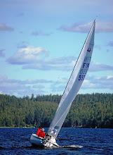 Photo: Far-O-Zon kryssillä.