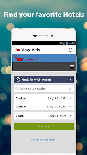 Cheap Hotels - Hotel Booking 2.1 screenshots 2