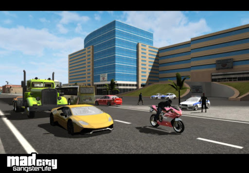 Gangster Life Mad City Crime 1.32 screenshots 1