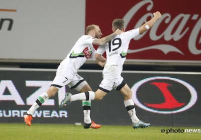 OH Leuven leek even op weg naar een overwinning, maar dan toch weer een 2-2 gelijkspel