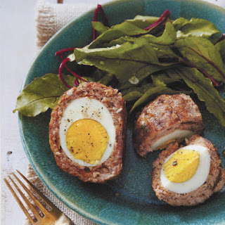 Meatballs With Hard Boiled Egg Recipes.