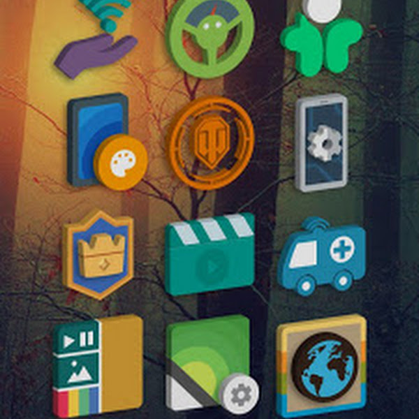 Tigad Pro Icon Pack v1.9.9 [Patched]