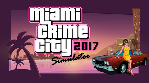 Miami Crime Games - Gangster City Simulator game (apk) free download for Android/PC/Windows screenshot