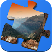 Super Jigsaws Mountains