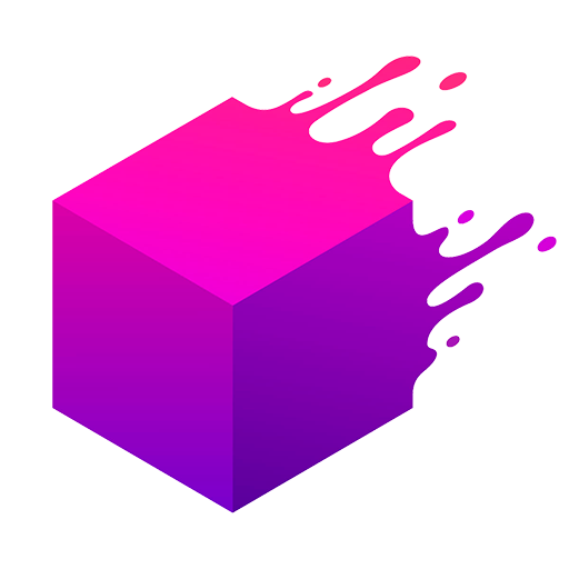 Jelly Cube - Think and Jump