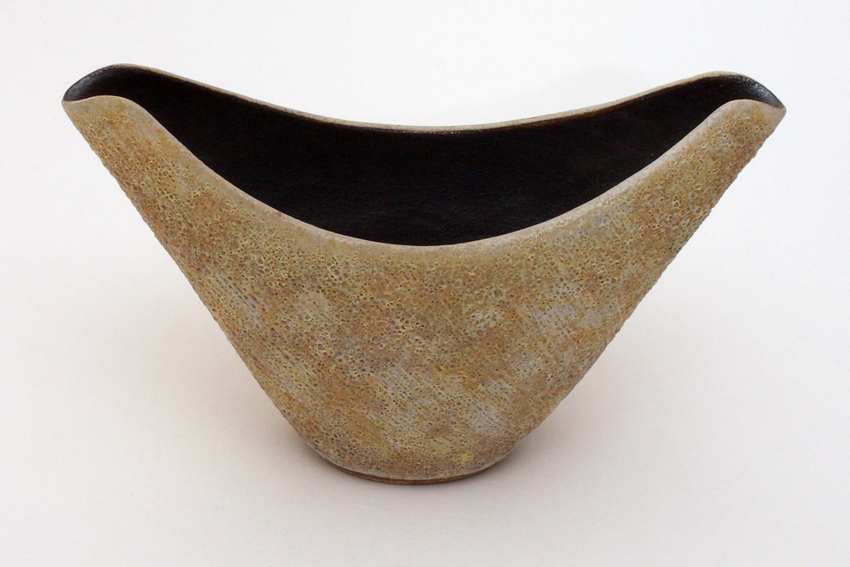 Chris Carter Ceramic Boat Form 051