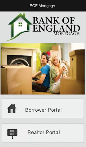 Bank of England Mortgage