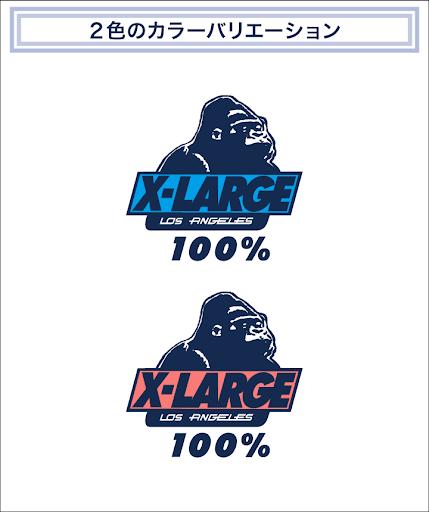 エクストララージ(XLARGE)-グラフィック電池-無料|玩個人化App免費|玩APPs