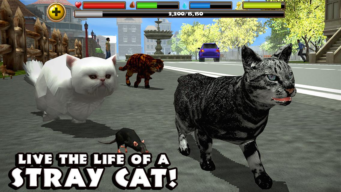 Cat simulator на пк