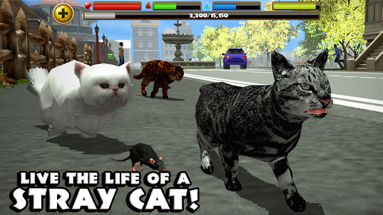 Stray Cat Simulator- screenshot thumbnail