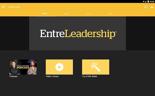 EntreLeadership- screenshot thumbnail