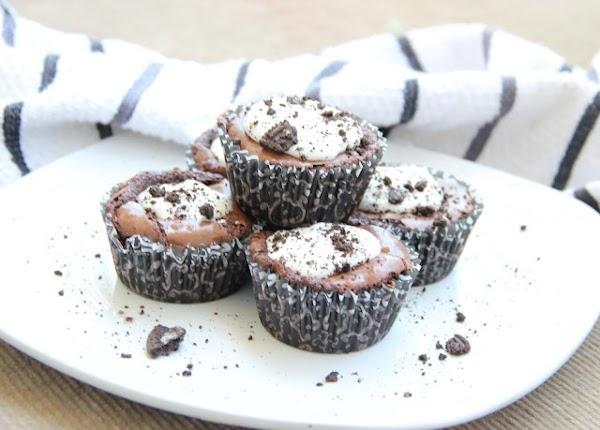 Low Fat Oreo Brownie Cupcakes Recipe