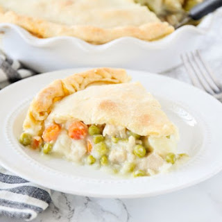 Homemade Chicken Pot Pie Recipes.