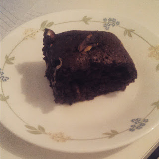 Vegan Marshmallow Brownies.