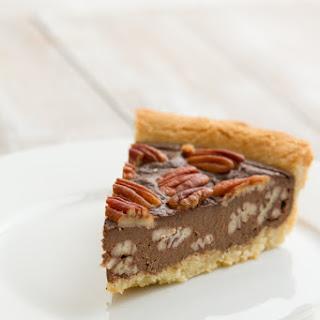 Low-carb Chocolate Pecan Pie