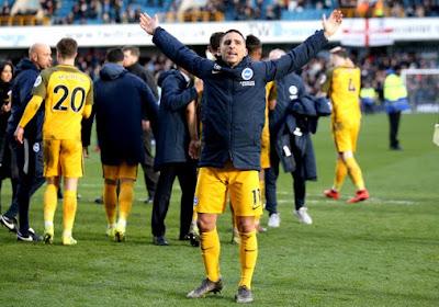 FA Cup : Brighton se hisse en demi-finale au bout du suspense