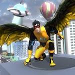 Flying Superheroes Battleground- Flying Adventure 1.02