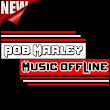 Bob Marley Music Video Offline icon