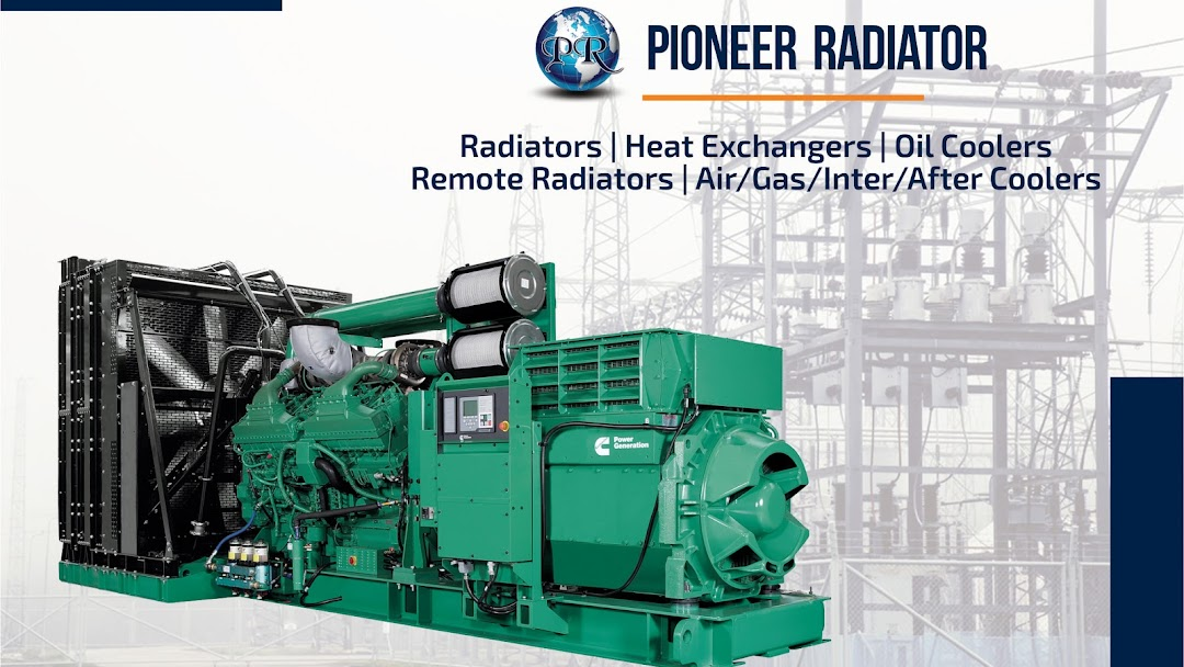 Pioneer Radiator Radiator Sales Services In Chennai