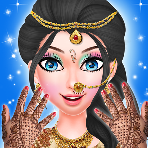 Indian Wedding Beauty Salon-Girls Game