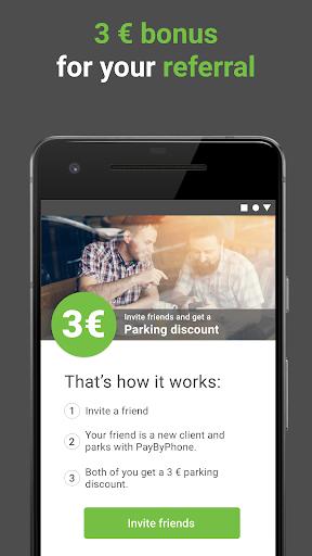 PayByPhone Parking screenshot 8
