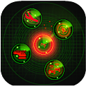 Radar Scanner 3d Sim Prank icon